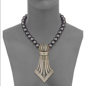 "Heidi Daus ""Tie This One On"" Drop Necklace"